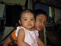 me and hana.