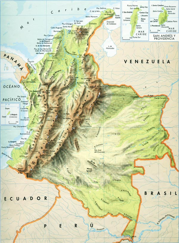 PZ C mapa colombia