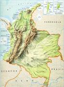 Barranquilla. Debido a los problemas con el dragado en el Puerto de . mapa colombia coordenadas meridiano nov