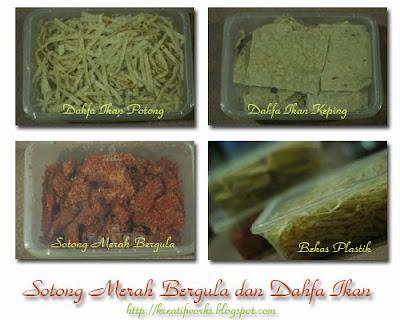 Promoting sarawak product