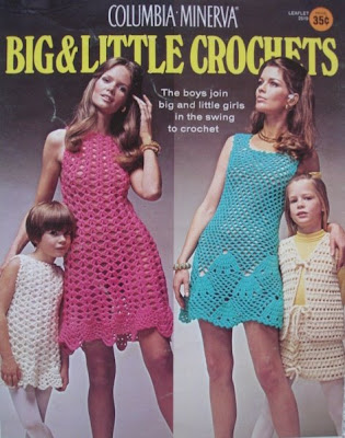 Flower Dress - crochet dress made with the esy to crochet gtanny