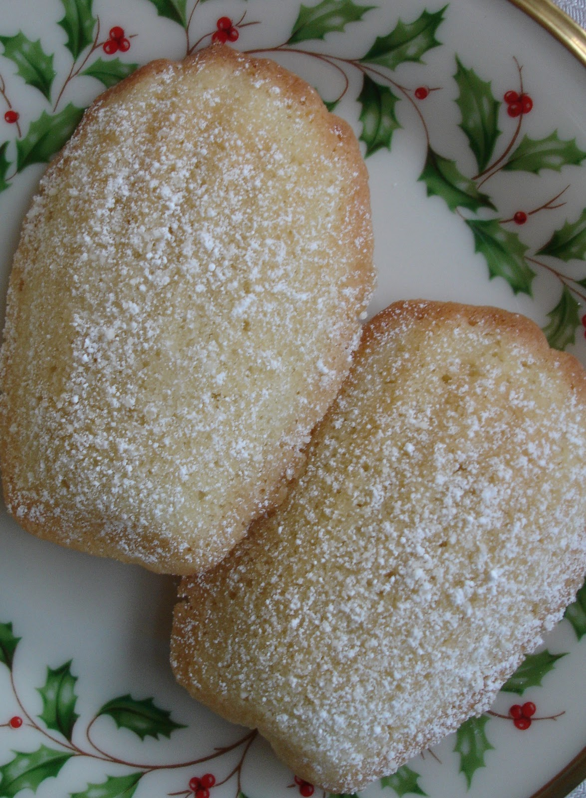 How To Make Madeleines Petite French Cakes