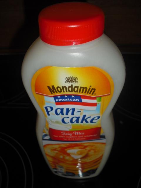 pancake teig mix mondamin