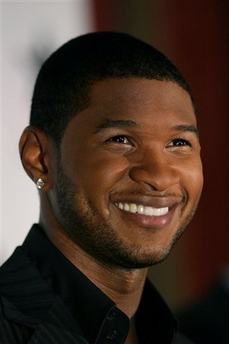 usher and wife.  usher and wife 2012