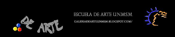 GALERIA DE ARTE UNMSM