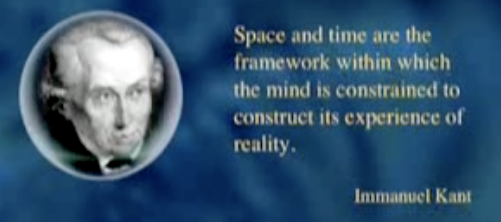 Kant on space and time essay
