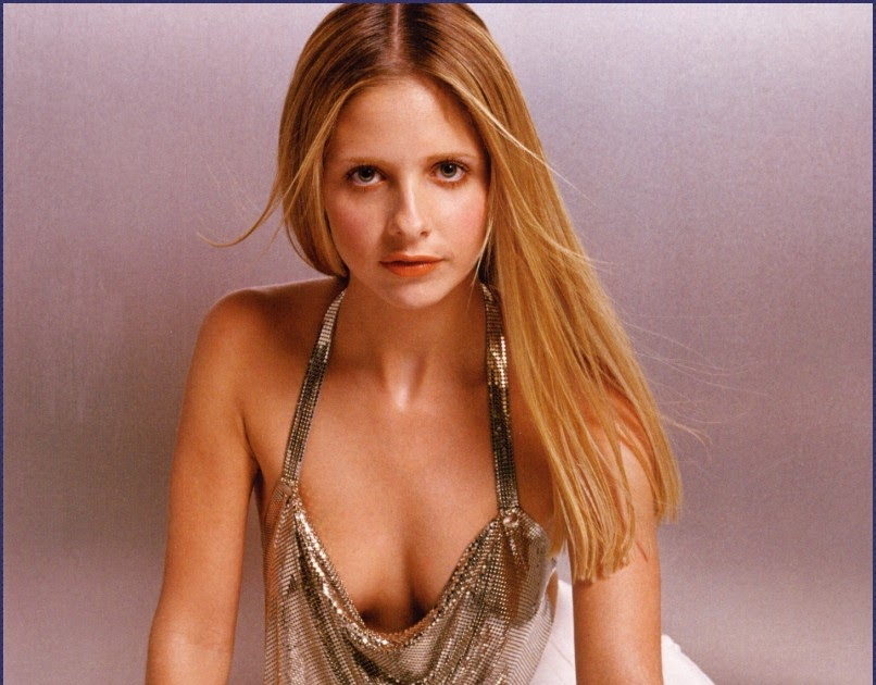 sarah michelle gellar hot