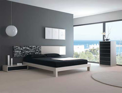Modern interior Bedroom Inspiration design4