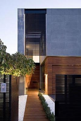 Minimalist House 3 in Tel Aviv, Israel