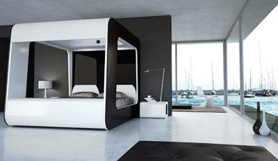 HI-CAN: last generation bed presented at Out of Salone in Milan