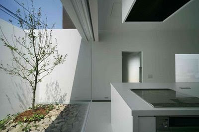 T-House by Den Nen Architecture