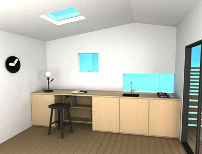 Small House in Modern Homes
