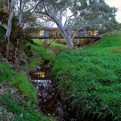 Adventurer's Bridge House