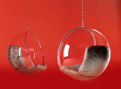 Transparent Ball Chair or Bubble Chair