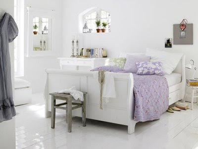 Decorating White Spaces