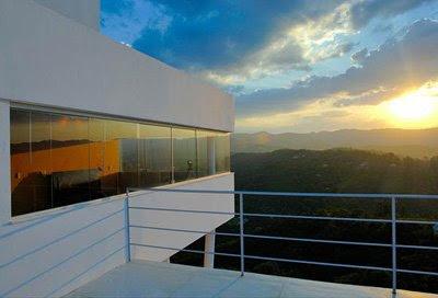 Contemporary Mountain Home Design