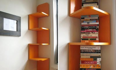 New Furniture Design new furniture: furniture design : lorna corner shelf