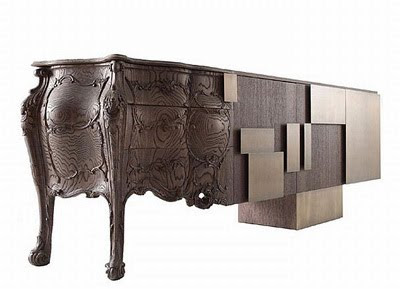 The Evolution Dresser