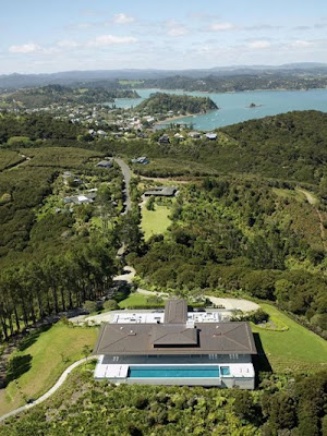 Stunning Villa in the Bay of Islands in New Zealand