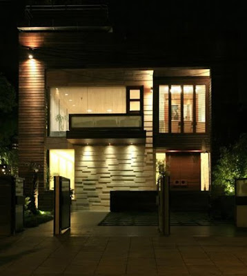 Residence Design in New Delhi