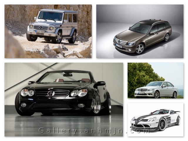 www.anhmjn.com Cool Mercedes Benz Wallpapers