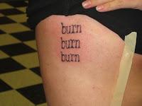 Jack Kerouac Tattoo