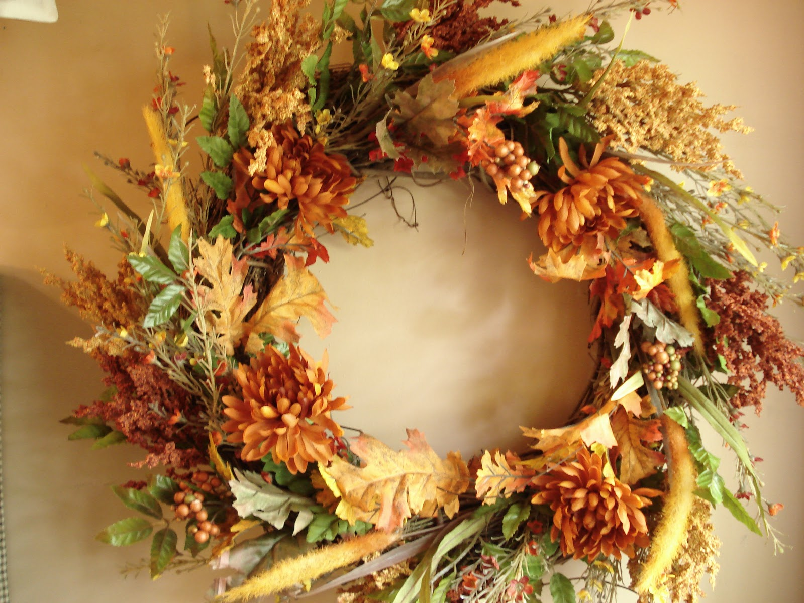 House And Garden Boutique Learn How To Make A Fall Wreath