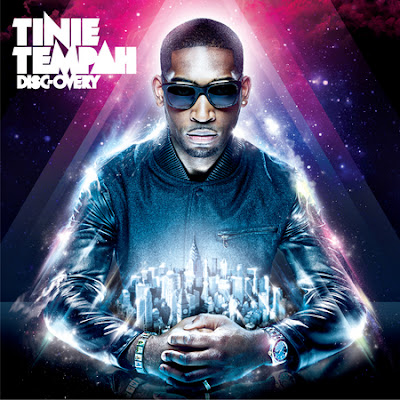 tinie+tempah+disc overy+cover Tinie Tempah  Wonderman ft. Ellie Goulding