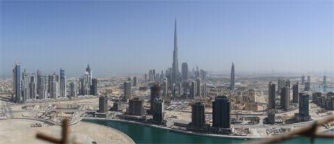A Maior foto do mundo - Dubai 45 Gigapixels