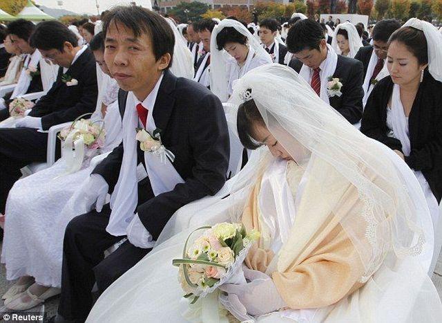 Pensa em um povo com animado pra casar.