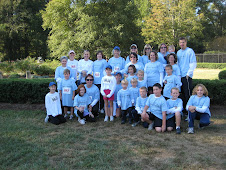Some of our team at the Hopebuilders 5k