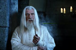 Gandalf em O Retorno do Rei - Ian McKellen