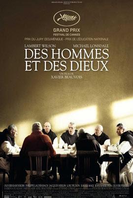 Homens e Deuses, de Xavier Beauvois