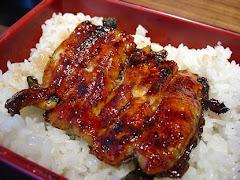 UNAGI, Masakan Jepang