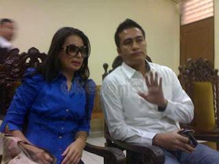 Adjie pangestu bercerai dengan nadia alkhalifi, Mantan suami Annisa trihapsari istri Sultan Djorgi artis indonesia