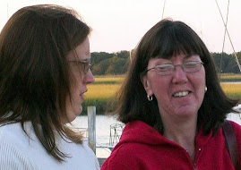 Suzanne and Sharon