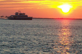 Sunrise on Oak Island