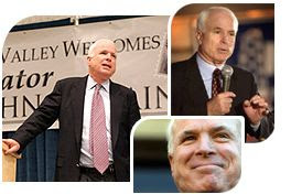 I need a essay on obama and McCain on discussing what they support and do not support.?
