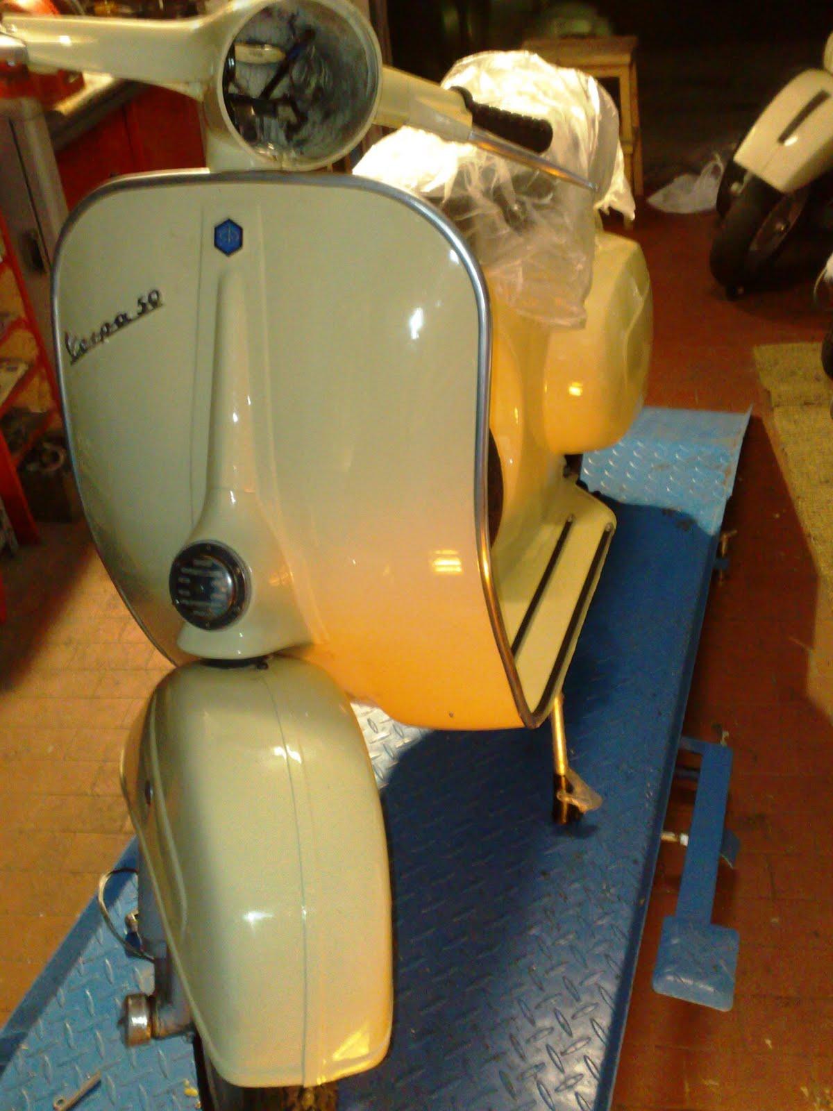 vespe ghibelline vespa 50 l 1967. Black Bedroom Furniture Sets. Home Design Ideas