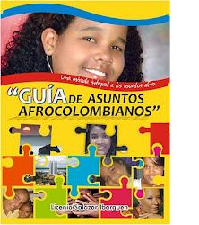 LIBRO: Guia de Asuntos Afrocolombianos