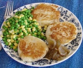 meals morsels recipes fish cakes