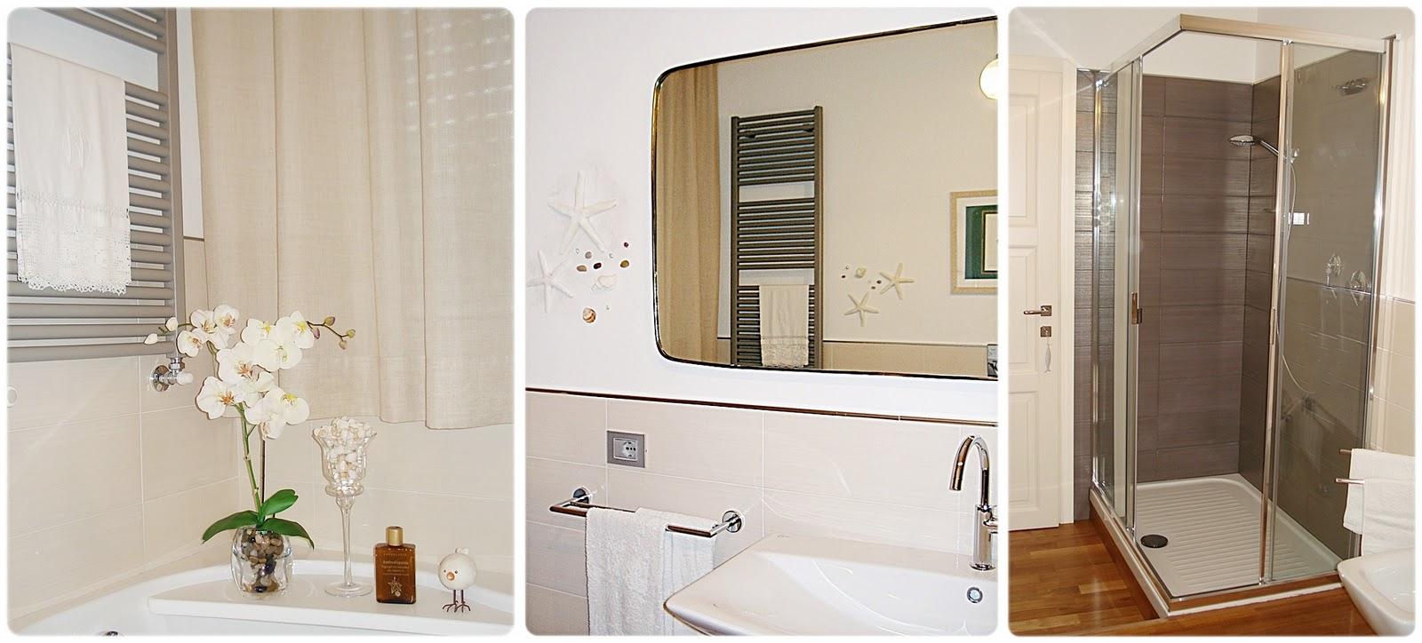 Mami g acciaio e parquet e il mio bagno - Tris tappeti bagno ...