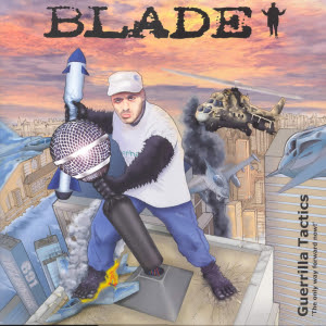 Favourite album covers Blade
