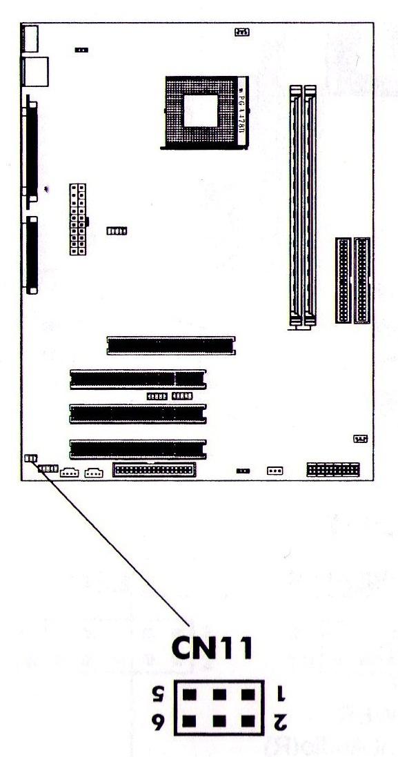 computer mainboard  connectors