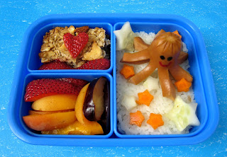 Octodog Paperchase Alien Bento Box
