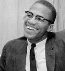 Minister Reverend Malcolm X or Elhadj Malik ElShabazz