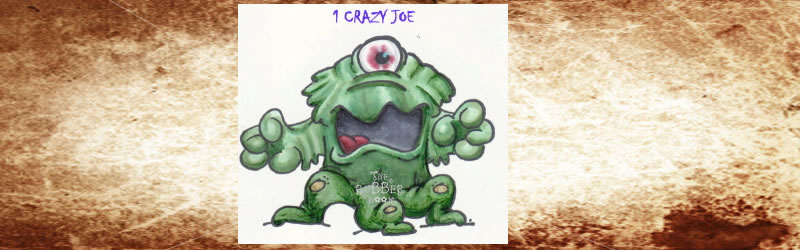 1 CRAZY JOE