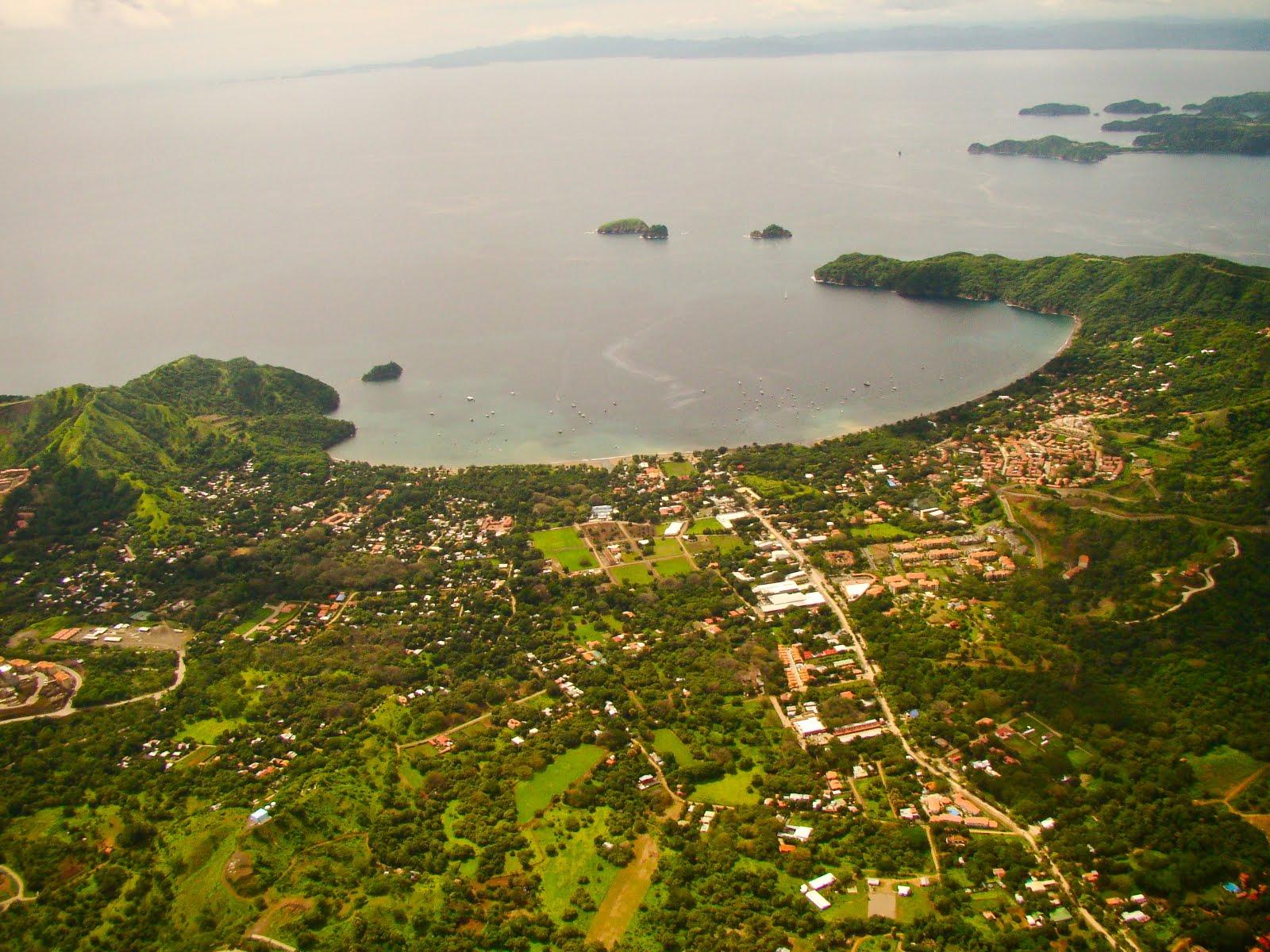 Tamarindo, Costa Rica Daily Photo: Scenery on approach to Liberia ...