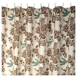 POLYESTER LACE CURTAINS