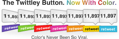 color twitter counter button blogger